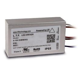 LTF LED 60watt no load electronic AC driver / transformer 24VAC ELV dimmable TA60WA24LED65B15