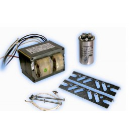 Metal Halide 250Watt Ballast Kit Quad Tap