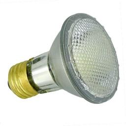 Bulk 50 watt Par 20 Flood 120volt Halogen light bulb MOST POWER!