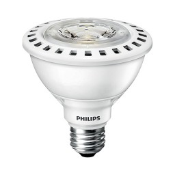 Philips 435305 LED Par30 short neck 12watt 3000K 25° retail optic AirFlux light bulb