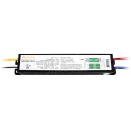 Fluorescent Ballast for T-8 32watt to 54watt 2 Lamp Single Voltage 120v