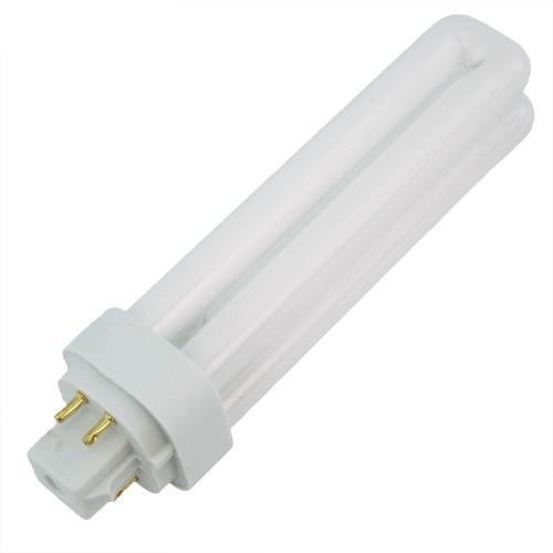 Cfl 18watt Pl Bulb 2u 4 Pin G24q 2 35k 10 000 Hrs