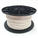 White 18 gauge solid copper 500ft. Spool
