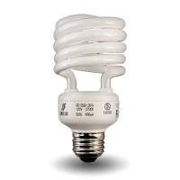 Bulk Mini Spiral Compact Fluorescent - CFL - 26 watt - 50K
