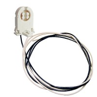 LED T8 1 1802 Socket 2 Wire Kit