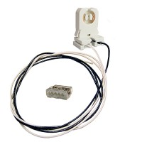 LED T8 3-1226SW-2 Socket Wire Connector 2-Wire Kit
