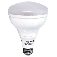 Green Watt G-L2-BR30D-11W-5000K LED 11watt BR30 5000K flood light bulb dimmable