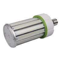 LED HID Corn light 100watt lamp, 200watt CFL, 250watt HID equivalent, E39 mogul base, ballast bypass, 5000K