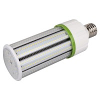 LED HID Corn light 60watt lamp, 120watt CFL, 175watt HID equivalent, E39 mogul base, ballast bypass, 5000K