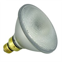 90 watt Par 38 Flood 130volt Halogen Lamp