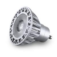 SORAA LED VIVID 01127 MR16 Gu10 25° narrow flood 3000K 7.5watt 120VAC light bulb dimmable outdoor indoor SM16GA-07-25D-930-03