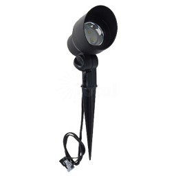 Malibu 8401-2604-01 low voltage  LED cast metal black flood light