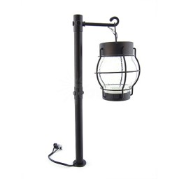 Malibu LED landscape lighting 8406-2151-01 oil rubbed bronze nautical lamp path light