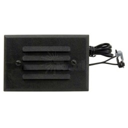 Malibu 8406-2403-01 low voltage metal oil rubbed bronze half brick LED step & deck light