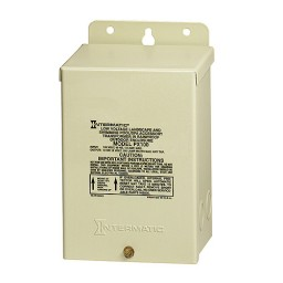LED Intermatic PX50 50 watt ground shield 12VAC safety transformer