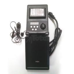 LED Maximus PW1P-A4512-BK  45watt 12VAC outdoor transformer with digital timer and photo eye