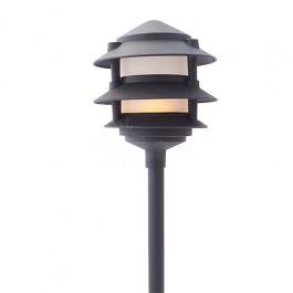 led l2030 bk f ww black landscape lighting low voltage frosted black