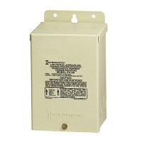LED Intermatic PX100 100 watt ground shield 12volt AC safety transformer