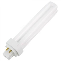 CFL 26watt PL bulb 2U 4-pin G24Q-3 27K 10,000 hrs