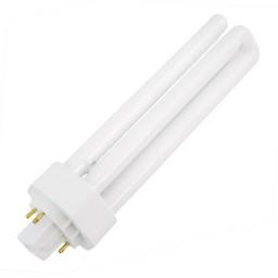 CFL 42watt PL bulb 3U 4-pin GX24Q-4 35K 10,000 hrs