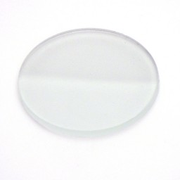 Recessed lighting Frosted glass diffuser low voltage MR 16 lens