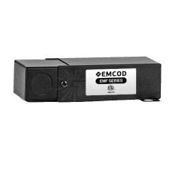 EMCOD EMF10S24DC 10watt 24volt under cabinet DC transformer driver indoor outdoor magnetic dimmable Class 2