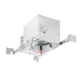 "4"" LED recessed lighting air tight IC rated housing"