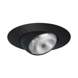 6 recessed lighting black eyeball trim aloadofball Gallery
