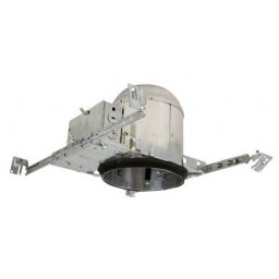 """6"""" Recessed lighting IC rated air tight housing #1 in the country"""