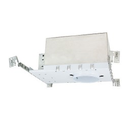 "4"" Shallow recessed low voltage 35watt IC AT air tight housing 120volt"