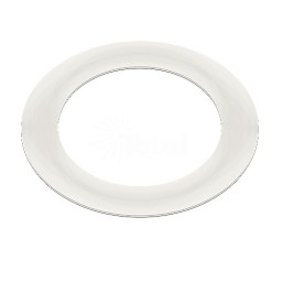"6"" Recessed lighting trim foam gasket"