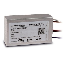 LTF LED 60watt no load electronic AC driver transformer 12VAC ELV dimmable TA60WA12LED65D010