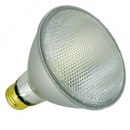 Recessed lighting 39 watt Par 30 flood 130volt halogen long neck light bulb Energy Saver!