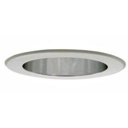 "5"" Recessed lighting LED retrofit reflector clear satin"