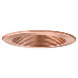 """5"""" Recessed lighting retrofit unit copper copper"""