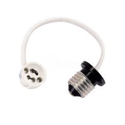 GU10 Edison E26 socket adapter