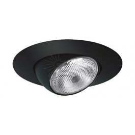 6 recessed lighting black eyeball trim mozeypictures Gallery