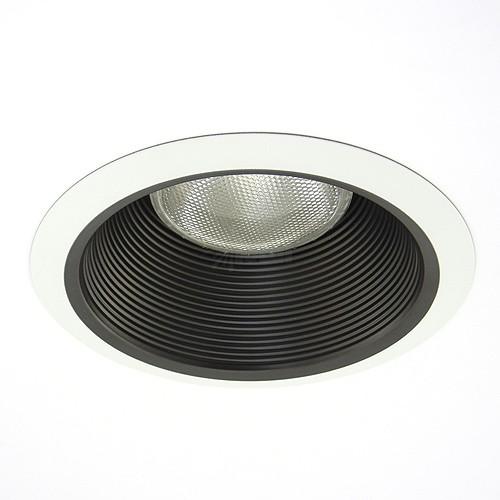 6 recessed lighting air tight black baffle white trim aloadofball Images