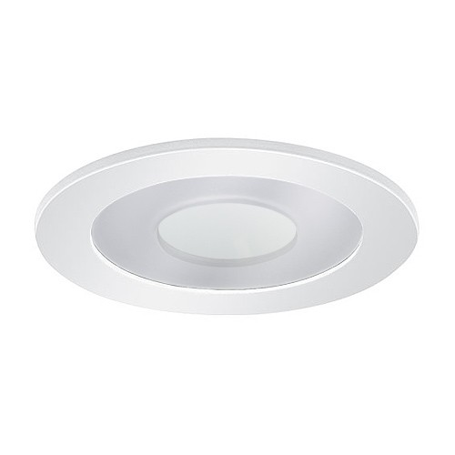 3 Quot Low Voltage Recessed Lighting White Reflector Frosted