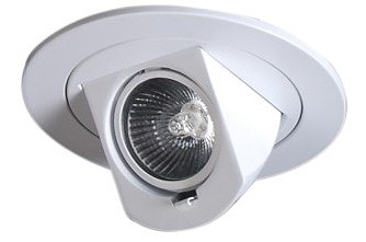4 low voltage recessed lighting white retractable trim aloadofball Image collections