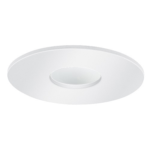 4 Low Voltage Recessed Lighting Adjustable Angle Cut White Reflector White Wall Wash Pinhole Trim
