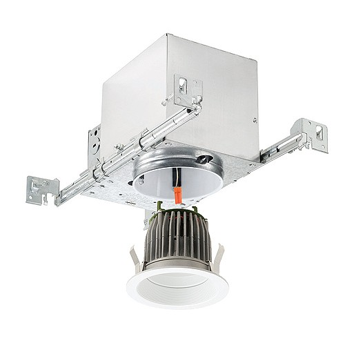 4 led recessed lighting new construction ic at housing white led 4 led recessed lighting new construction ic at housing white led retrofit trim kit guaranteed fit aloadofball Image collections