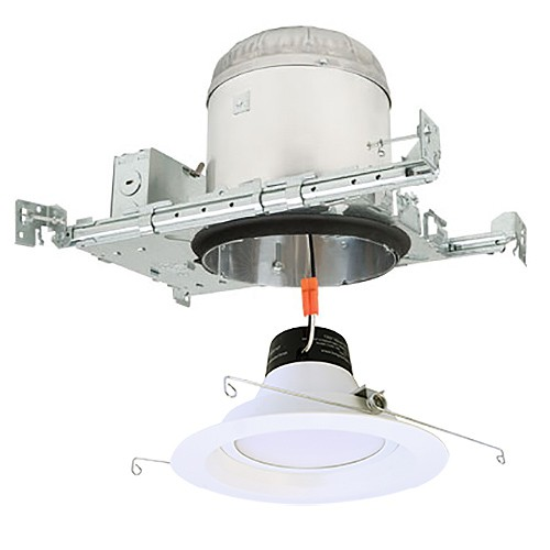 6 led recessed lighting new construction ic at housing white led 6 led recessed lighting new construction ic at housing white led retrofit kit aloadofball Choice Image