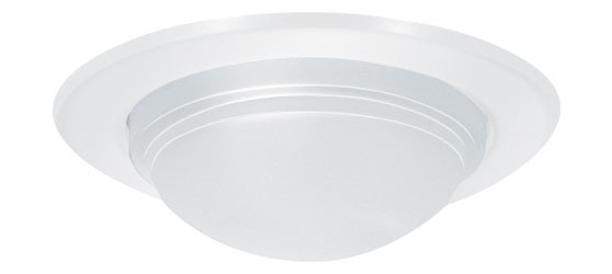5 recessed lighting metal decorative white diffuse drop lens shower 5 recessed lighting metal decorative white diffuse drop lens shower trim aloadofball Image collections