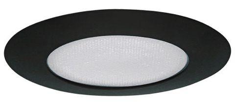 6 recessed lighting albalite lens black shower trim aloadofball Choice Image
