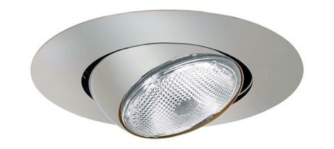 6 recessed lighting chrome eyeball trim aloadofball Gallery