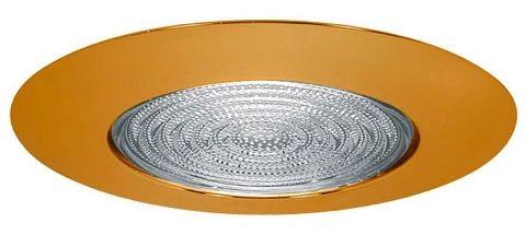 6 recessed lighting fresnel lens polished brass shower trim aloadofball Gallery