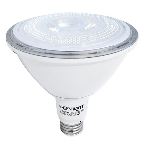 Recessed lighting green watt led 17watt par 38 5000k 40 277volt recessed lighting green watt led 17watt par 38 5000k 40 277volt flood light bulb g l2 par38 17wc 50 277v aloadofball Images