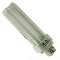 GE Lighting 97596   F13DBX/835/ECO4P   13 Watt   4 Pin G24q 1 Base   3500K   CFL