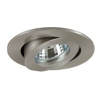 "3"" Low voltage recessed lighting fully adjustable chrome gimbal ring trim"